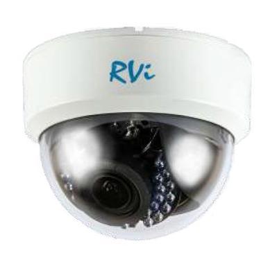 IP-камера видеонаблюдения купольная RVi-IPC31S (2.8-12 мм)