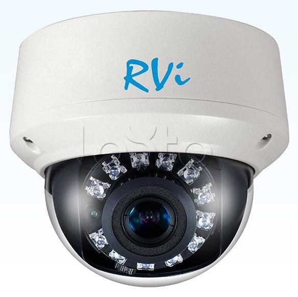 RVi-IPC31VDN (2.8 - 12 мм), IP-камера видеонаблюдения уличная купольная RVi-IPC31VDN (2.8 - 12 мм)