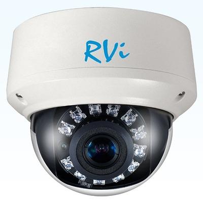 IP-камера видеонаблюдения уличная купольная RVi-IPC31VDN (2.8 - 12 мм)