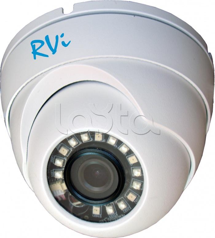 RVi-IPC32DNS (3.6 мм), IP-камера видеонаблюдения уличная купольная RVi-IPC32DNS (3.6 мм)