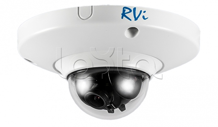 RVi-IPC32MS (3 Мп), IP-камера видеонаблюдения купольная RVi-IPC32MS (3 Мп)