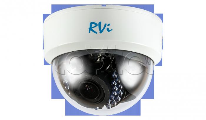 RVi-IPC32S (2,8-12 мм), IP-камера видеонаблюдения купольная RVi-IPC32S (2,8-12 мм)
