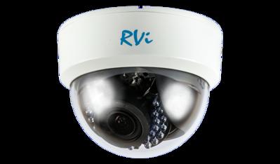 IP-камера видеонаблюдения купольная RVi-IPC32S (2,8-12 мм)