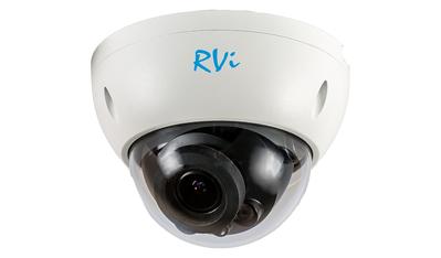 IP-камера видеонаблюдения уличная купольная RVi-IPC33 (2.7 - 12 мм)