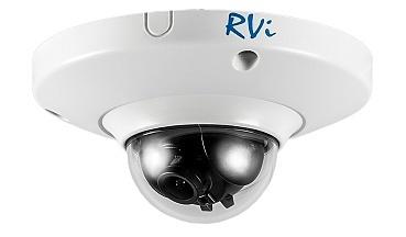 IP-камера видеонаблюдения купольная RVi-IPC33MS (6 мм)