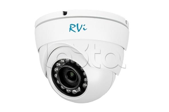 RVi-IPC33S (2.8 мм), IP-камера видеонаблюдения уличная купольная RVi-IPC33S (2.8 мм)