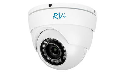 IP-камера видеонаблюдения уличная купольная RVi-IPC33S (3.6 мм)