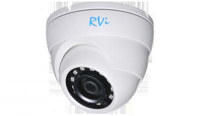IP-камера видеонаблюдения уличная купольная RVI-IPC33VB (4мм)