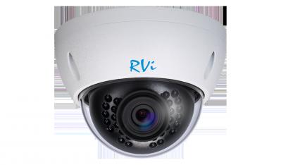 IP-камера видеонаблюдения уличная купольная RVI-IPC33VS (2.8 мм)