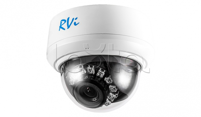 RVi-IPC33WDN (3.3 - 12 мм), IP-камера видеонаблюдения купольная RVi-IPC33WDN (3.3 - 12 мм)