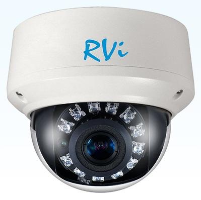 IP-камера видеонаблюдения купольная RVi-IPC33WVDN (3.3 - 12 мм)