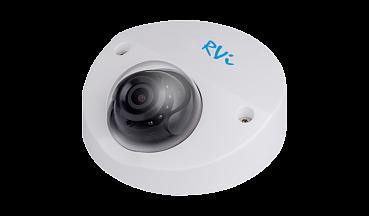 IP-камера видеонаблюдения уличная купольная RVi-IPC34M-IR