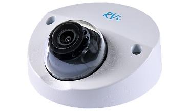 IP-камера видеонаблюдения уличная купольная RVi-IPC34M-IR V.2