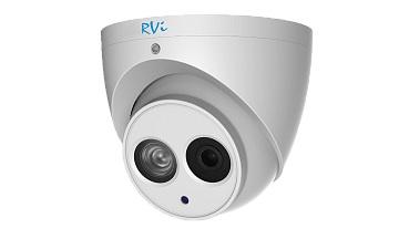 IP-камера видеонаблюдения уличная купольная RVi-IPC34VD
