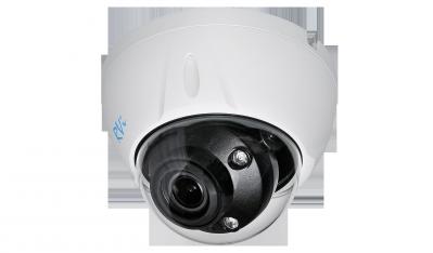 IP-камера видеонаблюдения уличная купольная RVi-IPC34VM4