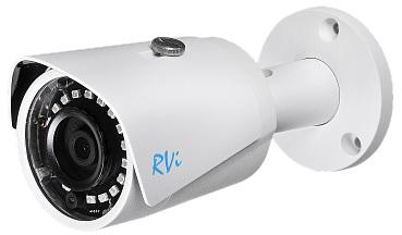 IP-камера видеонаблюдения уличная в стандартном исполнении RVi-IPC41S V.2 (2.8 мм)