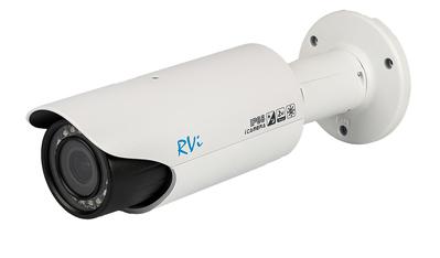 IP-камера видеонаблюдения уличная в стандартном исполнении RVi-IPC42 (2,7-12 мм)