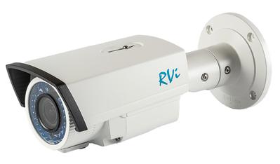 IP-камера видеонаблюдения уличная в стандартном исполнении RVI-IPC42L (2.8-12 мм)