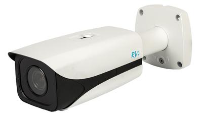 IP-камера видеонаблюдения уличная в стандартном исполнении RVi-IPC43 (2.7-12 мм)