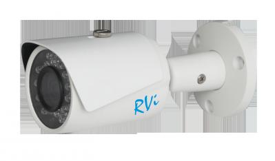 IP-камера видеонаблюдения уличная в стандартном исполнении RVI-IPC43S V.2 (2.8 мм)