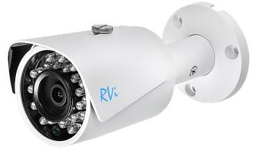 IP-камера видеонаблюдения уличная в стандартном исполнении RVI-IPC44 (3.6мм)