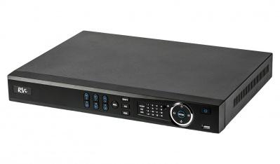 IP-видеорегистратор 16 канальный RVi-IPN16/2-16P-4K