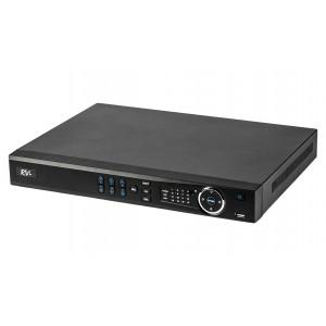 IP-видеорегистратор 32 канальный RVi-IPN32/2L