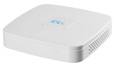 IP видеорегистратор 4 канальный RVi-IPN4/1-4P