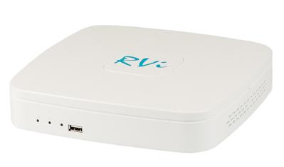 IP-видеорегистратор 8 канальный RVi-IPN8/1-4P