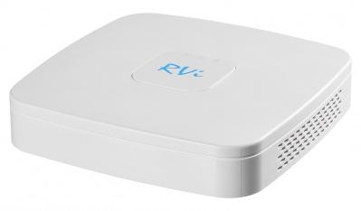 IP-видеорегистратор 8 канальный RVi-IPN8/1L