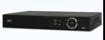 Видеорегистратор цифровой гибридный 4 канальный RVi-R04LB-PRO