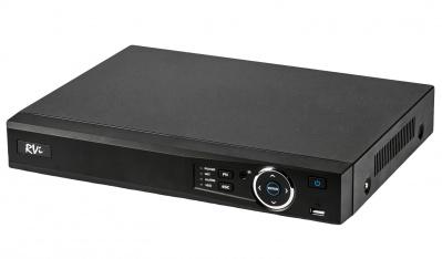 Видеорегистратор цифровой гибридный 8 канальный RVi-R08LB-C