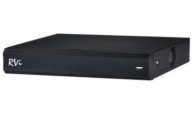 Видеорегистратор цифровой гибридный 16 канальный RVi-R16LA-M