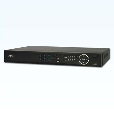 Видеорегистратор цифровой гибридный 16 канальный RVi-R16LA NEW