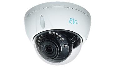 Камера видеонаблюдения купольная RVi-1ACD202 (2.8) white