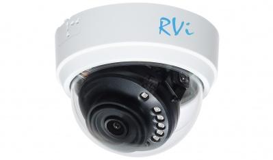 IP-камера видеонаблюдения купольная RVi-1NCD2010 (2.8) white