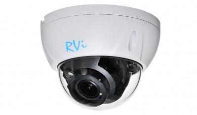 IP-камера видеонаблюдения купольная RVI-1NCD4043 (2.7-13.5) white