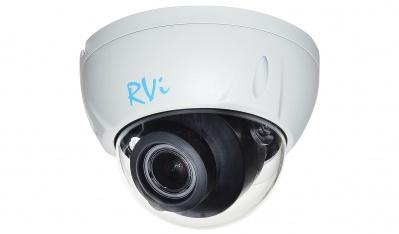 IP-камера видеонаблюдения купольная RVi-1NCD4143 (2.8-12) white
