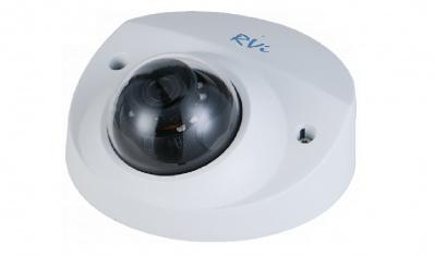 IP-камера видеонаблюдения купольная RVi-1NCF2366 (2.8) white