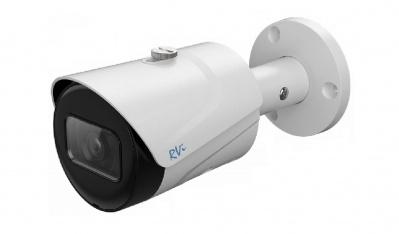 IP-камера видеонаблюдения в стандартном исполнении RVi-1NCT4242 (2.8) white