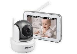 Samsung Techwin SEW-3043W, Видеоняня поворотная для внутренних помещений Samsung Techwin SEW-3043W