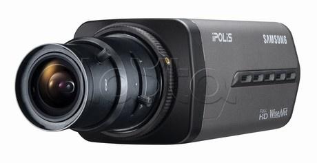 Samsung Techwin SNB-7000P, IP-камера видеонаблюдения в стандартном исполнении Samsung Techwin SNB-7000P