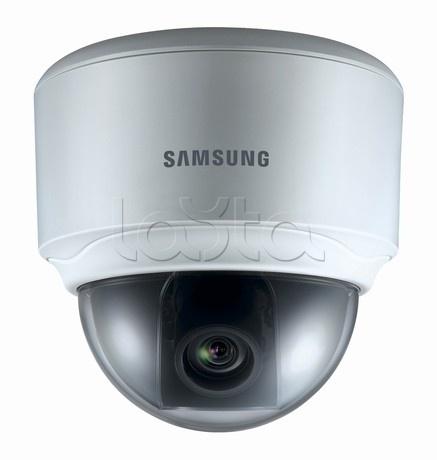 Samsung Techwin SND-5080P, IP-камера видеонаблюдения купольная Samsung Techwin SND-5080P