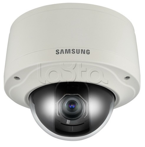 Samsung Techwin SNV-3082P, IP-камера видеонаблюдения купольная Samsung Techwin SNV-3082P