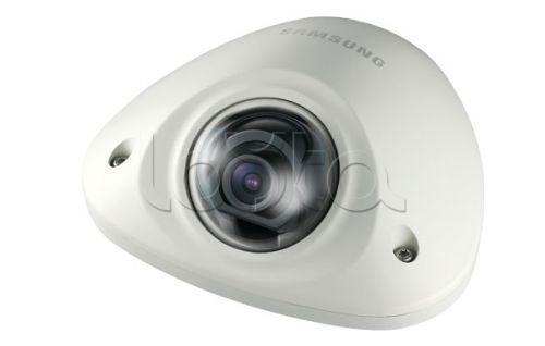 Samsung Techwin SNV-6013MP, IP-камера видеонаблюдения уличная миниатюрная купольная Samsung Techwin SNV-6013MP