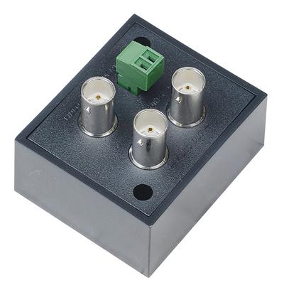 Усилитель-разветвитель видеосигнала HDCVI / TVI / AHD SC&T CD102HD