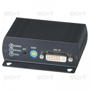 Эмулятор DVI EDID SC&T EE01D