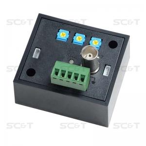 Приёмник активный HDTVI / HDCVI / AHD по витой паре SC&T TTA111HDR
