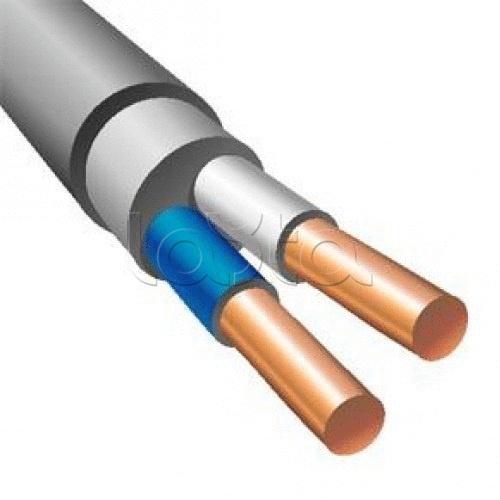 СегментЭнерго ВВГнг(А)-FRLS 2x1.5 (100 м), Кабель силовой, огнестойкий ВВГнг(А)-FRLS 2x1.5 СегментЭнерго (100 м)
