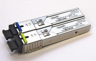 Модуль-SFP оптический SFP Optronic TBSF-15-3-12gSC-3i 1550